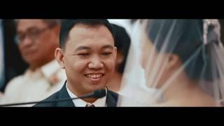 { Jonathan + Veronica } Wedding at The Felicidad Mansion & Sta. Rita de Cascia Parish | SDE Package