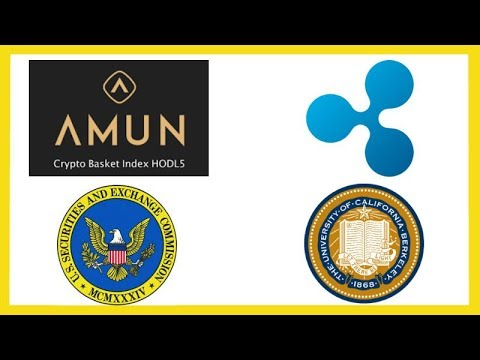 Switzerland Approves Amun AG Crypto ETF - SEC Bitcoin ETF Approval Soon? - Ripple Berkeley Grant