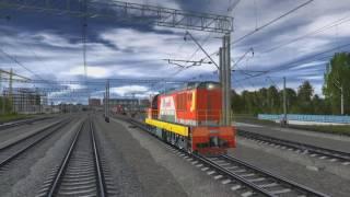 ЧМЭ3-5411 Trainz Simulator 12|