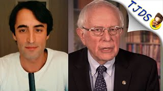 Bernie Abandons Viral Video Creator After Smear Campaign