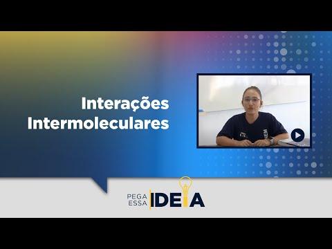 Pega Essa Ideia - Interações Intermoleculares
