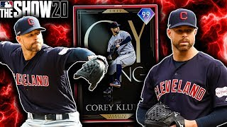 99 COREY KLUBER DEBUT!! BEST PITCHER IN THE GAME RIGHT NOW?! MLB The Show 20 Diamond Dynasty