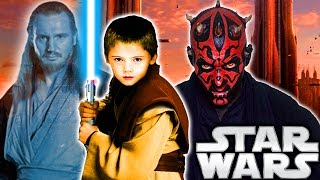 What if Darth Maul Trained Anakin Skywalker TRILOGY - Star Wars Theory