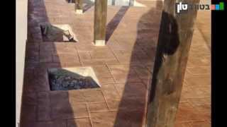 בומנייט - איך לבצע ריצוף חוץ בומנייט