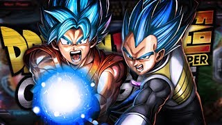 Lets Learn the Game!! DRAGON BALL SUPER CARD GAME APP IS OUT?!