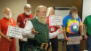 Santa True's 12 Days of Christmas
