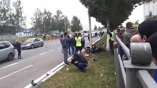 Смертельное дтп в Ярославле