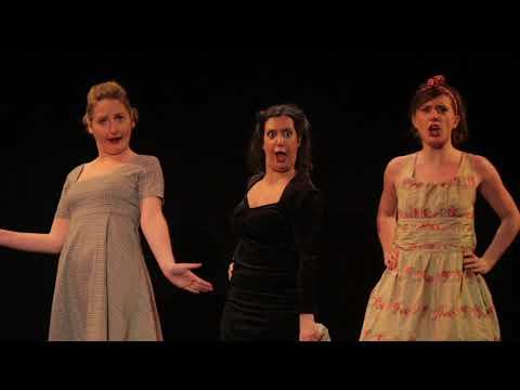 Seules en scène , un spectacle de la compagnie Luce