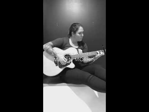 A Song For Everything - Maren Morris - Allie Colleen - Allie Colleen