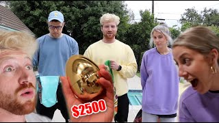 $2500 EASTER EGG HUNT (Gone Wrong)