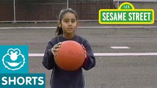 Sesame Street: Practicing Basketball - YouTube