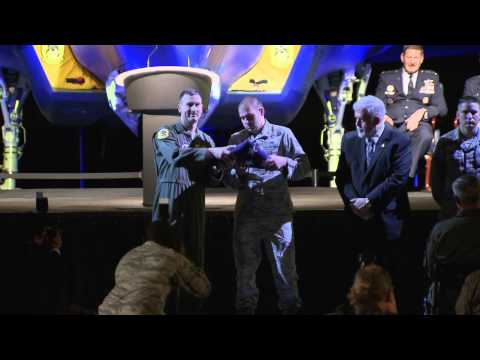 Luke Welcomes Its First F-35