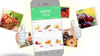 Instafresh - Grocery store application