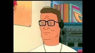 Hank Hill tries Acid Bath