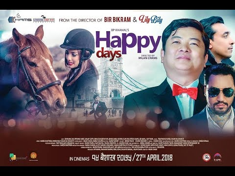 Nepali Movie Happy Days Trailer