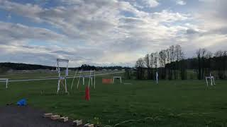 FPV racing at Barkarby airfield