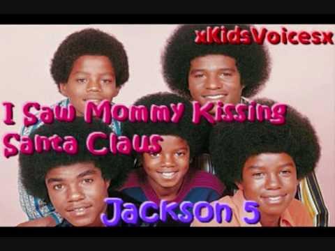 Jackson 5 I Saw Mommy Kissing Santa Claus (Kids Version)