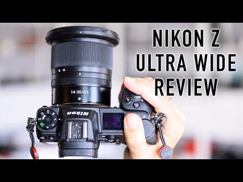 External Review Video VJAj0Ieynrk for Nikon NIKKOR Z 14-30mm f/4 S Lens