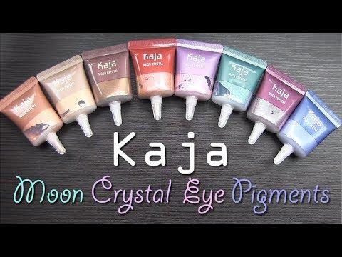 Moon Crystal Sparkling Eye Pigment by Kaja Beauty #2