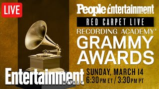 🔴 Live: Grammys 2021 Red Carpet | March 14th, 6:30PM ET | Entertainment Weekly