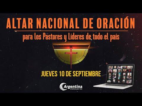 50. Altar Nacional de Oración | Jueves 10/09