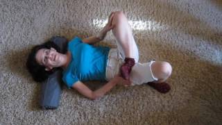 Как одним упражнением обрести подвижность и гибкость таза, поясницы, интимных мышц и ног!