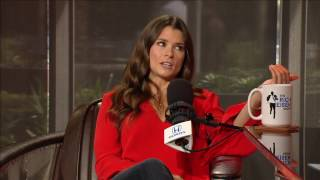 NASCAR Driver Danica Patrick on Continuing Career & Her Concussions - 3/23/17
