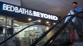 Bed Bath & Beyond shares pop after company names Target's Tritton CEO