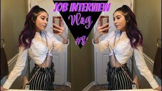 ★JOB INTERVIEW VLOG #9★ // LIFEBEINGDEST VLOGS