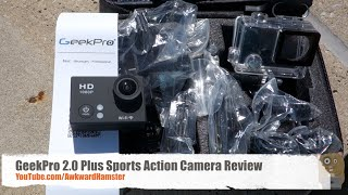 Geekpro Camera Review : Geek pro wifi action cam review and testing most popular videos