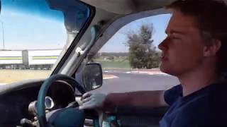 Toyota Landcruiser 1HD-FTE modified | EGT and Coolant Temps @ 110kph
