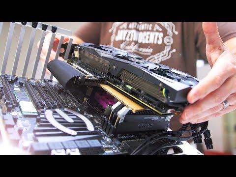 Do Riser Cards affect GPU Performance? GTX1080 Giveaway inside!