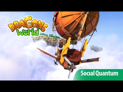 Dragons' World game trailer