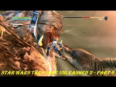 STAR WARS The Force Unleashed 2 - Part 6