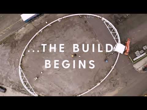 P&O Cruises Iona... The Build Begins | Iglu Cruise