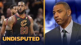 Kenyon Martin reacts to LeBron's Cavs sweeping the Raptors | NBA | UNDISPUTED