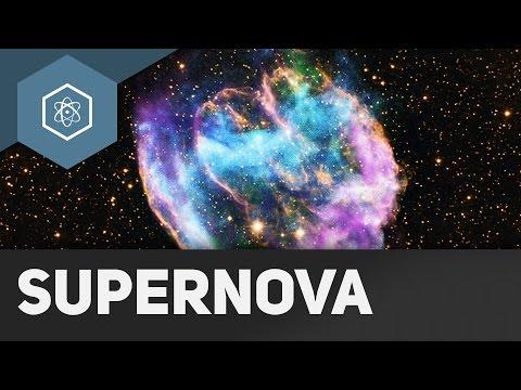 Was ist eine Supernova?
