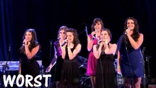 CIMORELLI - Worst vs Best Vocals live! (HD)