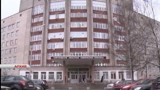 Михаил Прусак накануне был доставлен в областную больницу с диагнозом инсульт