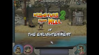 "Neighbours From Hell 2: On Vacation 100% Walkthrough E10: ""The Enlightenment"" (India 4)"