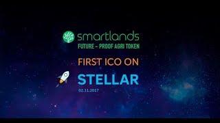 Stellar (XLM) - SmartLands Billion Dollar Partnership - Tokenizing Real Estate and Agriculture