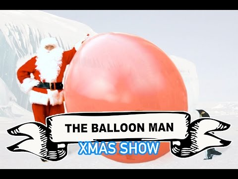 The Balloon Man Video