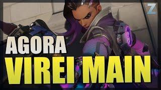 JOGAR DE SOMBRA É BOM DEMAIS! - Overwatch