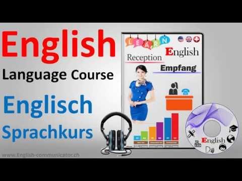 Reception Empfang Englisch Sprachkurse English language Schönenbuch Schönenwerd Rothrist