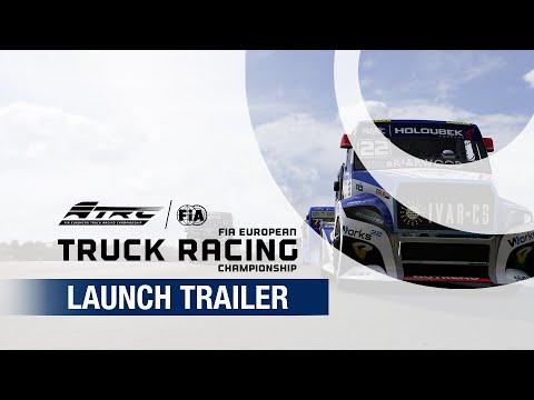 FIA European Truck Racing Championship | Launch Trailer thumbnail