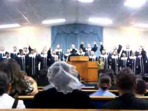 Apostolic Tabernacle Choir Part One