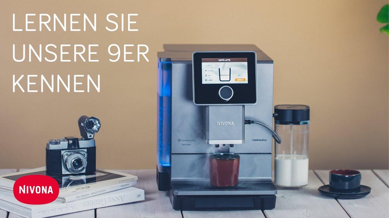 Кофемашина Nivona CafeRomatica 960 video preview