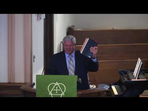 St. Andrew United Methodist Church, Sermon, August 12, 2018, St. Albans, WV