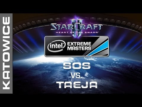 sOs vs. herO - Grand Final 1/2 - IEM Katowice 2014 - StarCraft 2