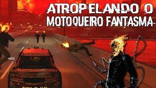 Watch_Dogs - Viagens Digitais: Matando o Motoqueiro Fantasma - Noberto Gamer